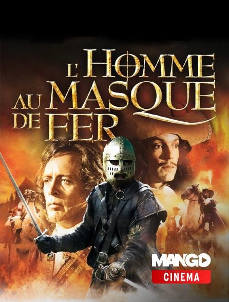 MANGO Cinéma - L'homme au masque de fer