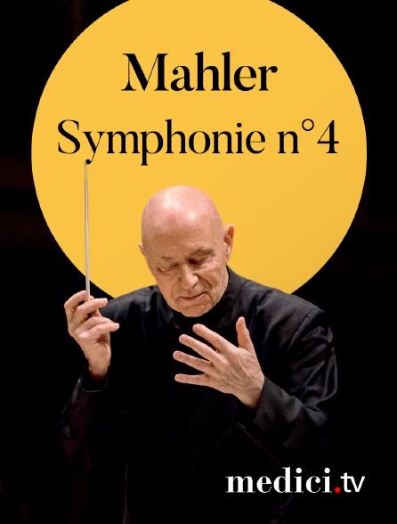 Medici - Mahler, Symphonie n°4 - Christoph Eschenbach, Verbier Festival Orchestra - Avec Ying Fang - Verbier Festival