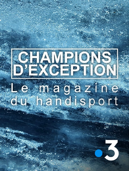 France 3 - Champions d'exception