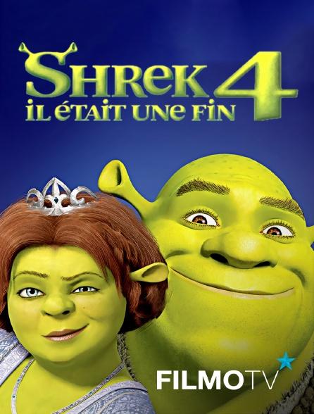 FilmoTV - Shrek 4 : il était une fin