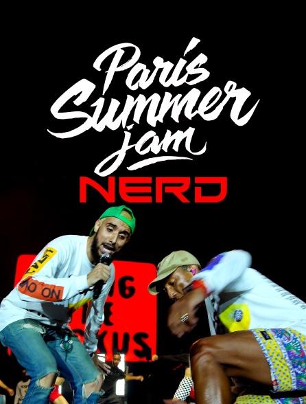 Paris Summer Jam : N.E.R.D.