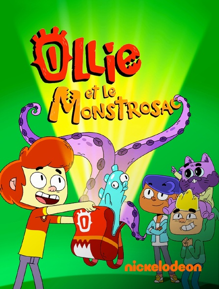 Nickelodeon - Ollie et le Monstrosac