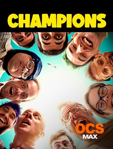 OCS Max - Champions