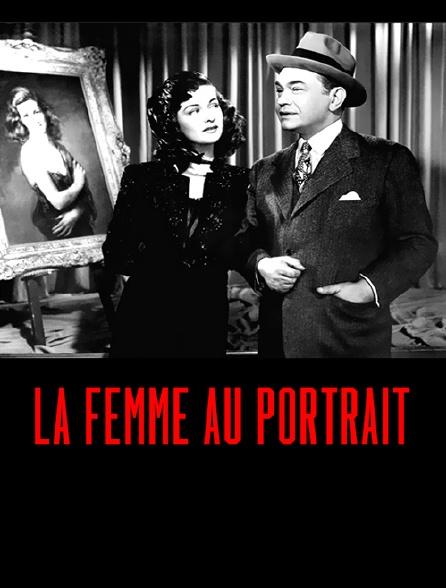 La femme au portrait