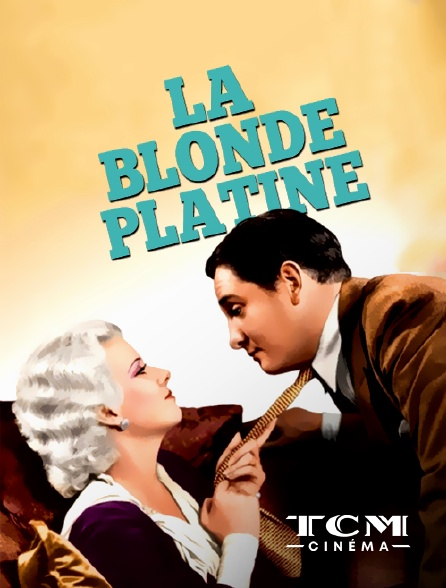 TCM Cinéma - La blonde platine