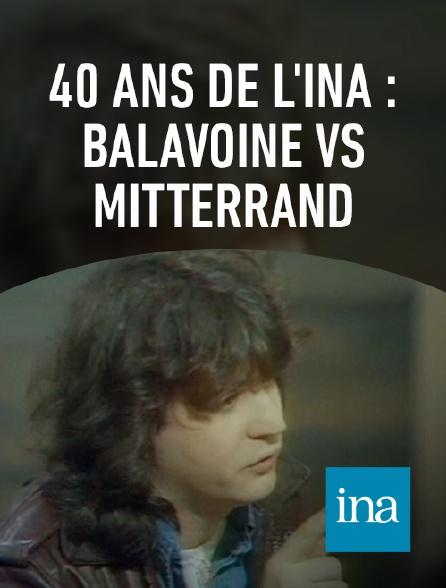 INA - Daniel Balavoine