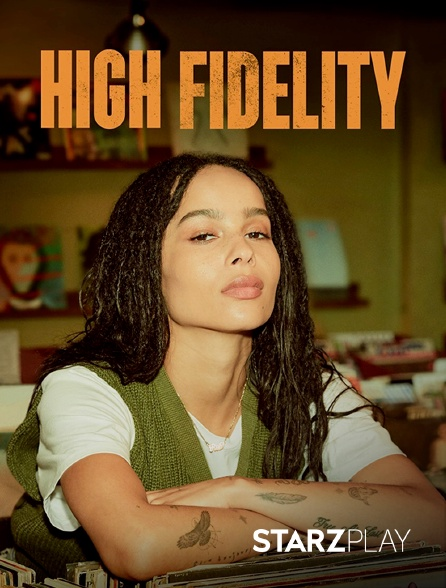StarzPlay - High Fidelity