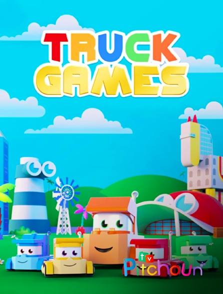 TV Pitchoun - Truck Games
