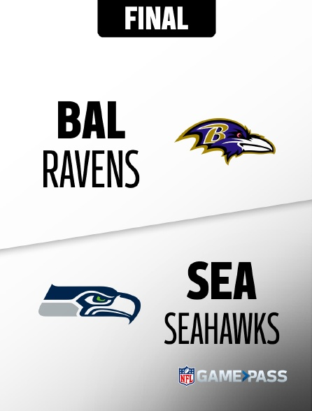 NFL 12 - Ravens - Seahawks