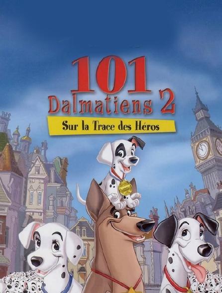 Les 101 Dalmatiens 2 Sur La Trace Des Heros En Streaming Molotov Tv