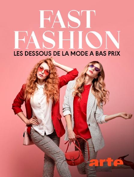 Arte - Fast Fashion : Les dessous de la mode à bas prix