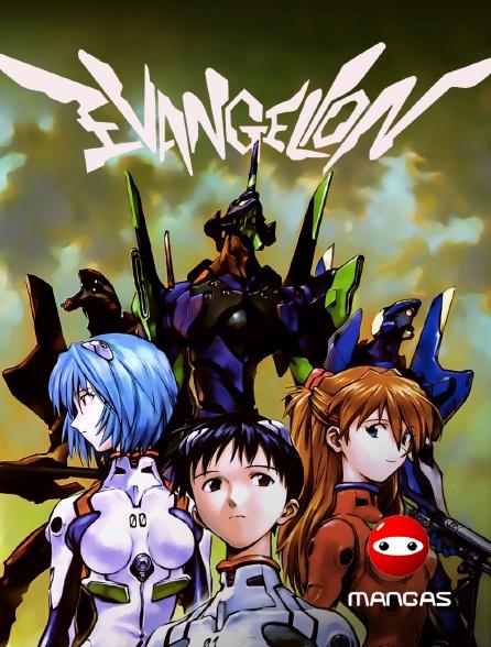 Mangas - Evangelion