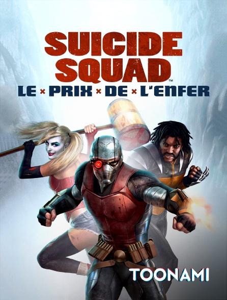 Toonami - Suicide Squad : le prix de l'enfer