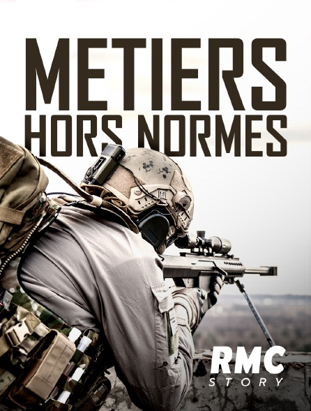 RMC Story - Métiers hors normes