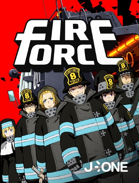 J-One - Fire Force