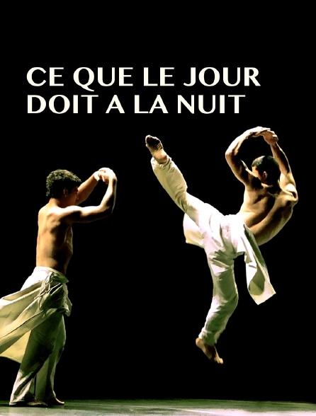 Ce que le jour doit à la nuit d'Hervé Koubi