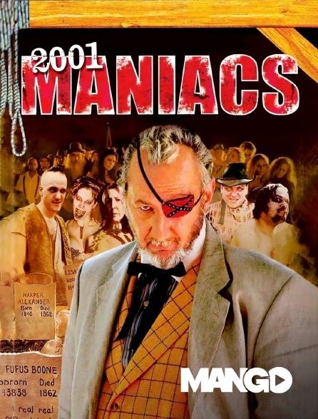 Mango - 2001 Maniacs