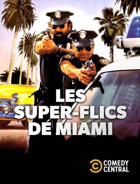 Comedy Central - Les super-flics de Miami