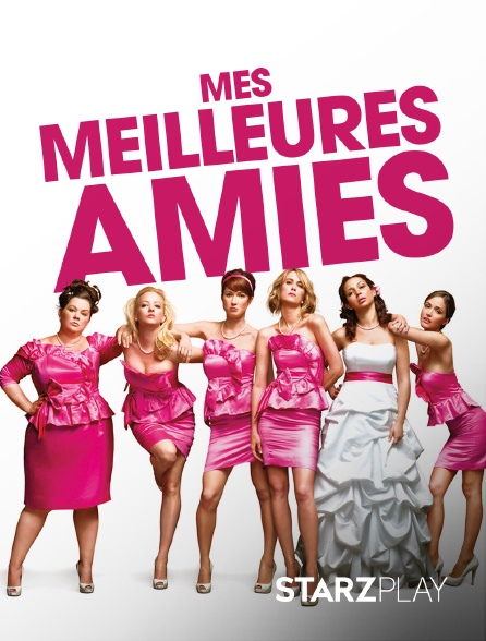 StarzPlay - Mes meilleures amies