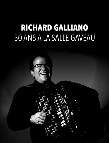Richard Galliano - 50 ans à la Salle Gaveau