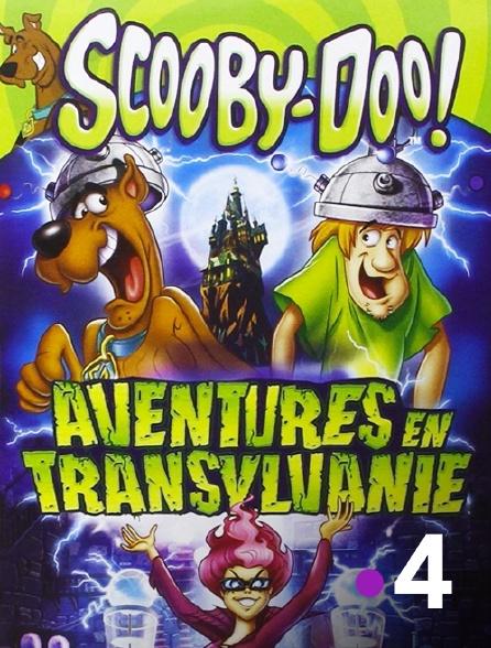 France 4 - Scooby-Doo : aventures en Transylvanie