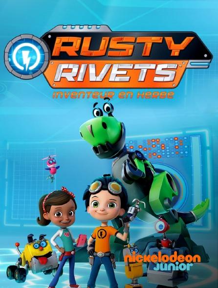 Nickelodeon Junior - Rusty Rivets, inventeur en herbe
