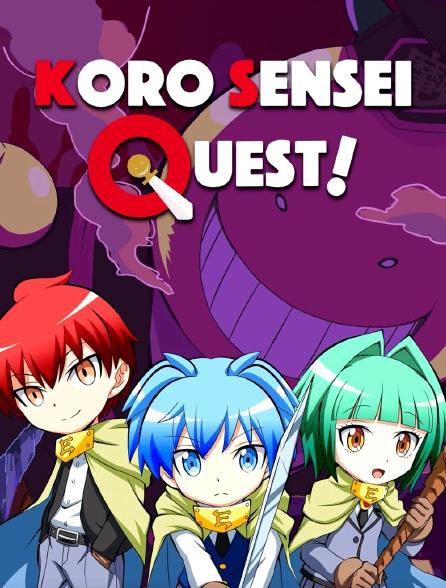 Koro Sensei Quest !