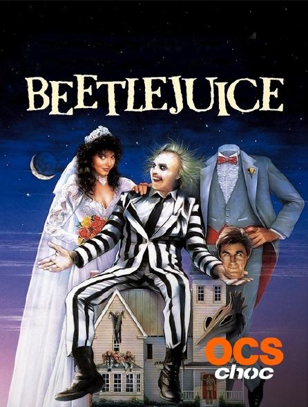 OCS Choc - Beetlejuice