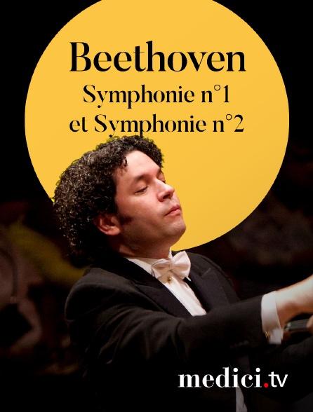 Medici - Beethoven, Symphonie n°1 et Symphonie n°2 - Gustavo Dudamel, Orquesta Sinfónica Simón Bolívar de Venezuela - Palau de la Musica, Barcelone