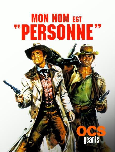 """OCS Géants - Mon nom est """"Personne"""""""
