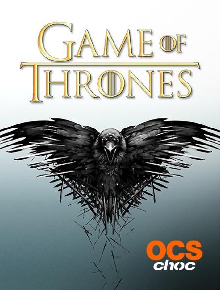 OCS Choc - Game of Thrones