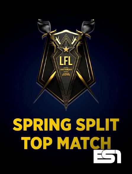 ES1 - LFL SAISON 2 - SUMMER SPLIT TOP MATCH