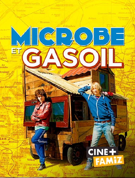 Ciné+ Famiz - Microbe et Gasoil