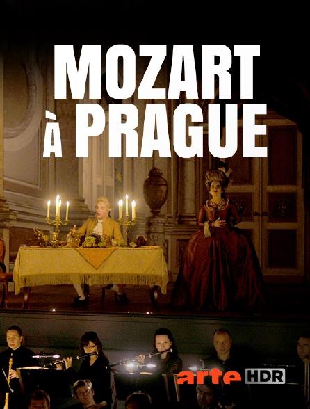 Arte HDR - Mozart à Prague