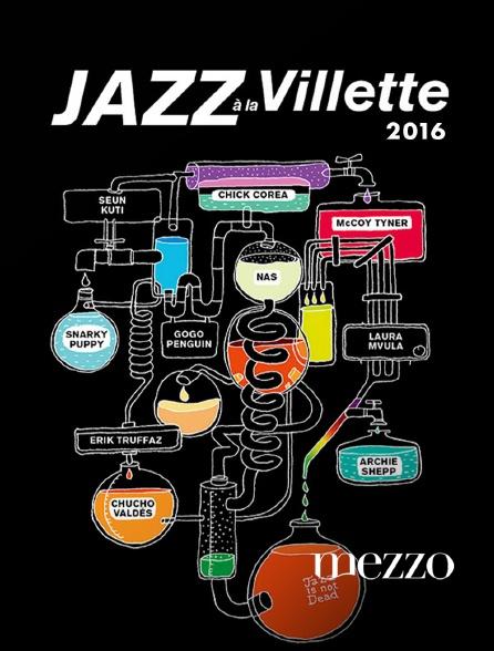 Mezzo - Jazz à La Villette 2016