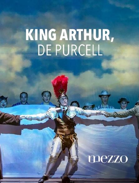 Mezzo - King Arthur, de Purcell