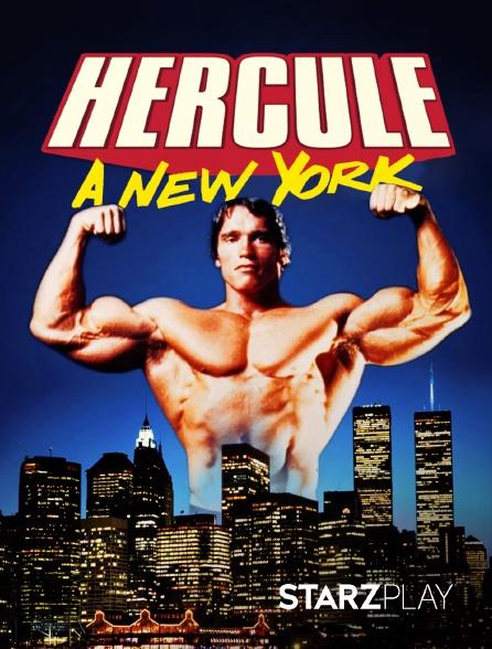 StarzPlay - Hercule à New York