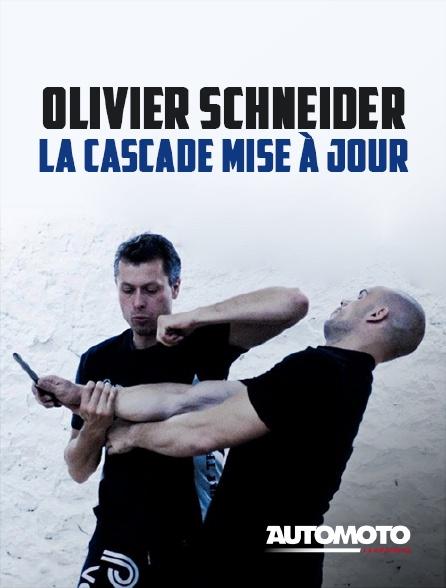 Automoto - Olivier Schneider, la cascade mise à jour