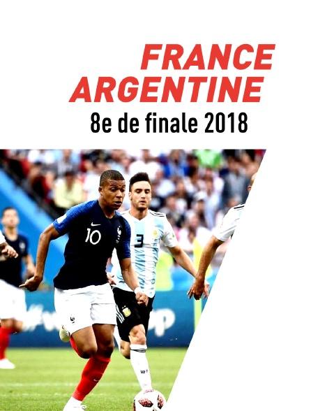 Football : Coupe du monde 2018 - France / Argentine