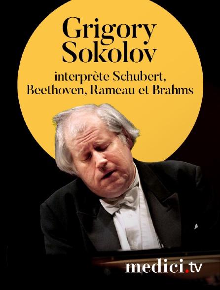Medici - Grigory Sokolov interprète Schubert, Beethoven, Rameau et Brahms - Récital à la Philharmonie de Berlin