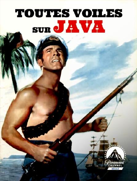 Paramount Channel Décalé - Toutes voiles sur Java