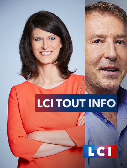 LCI - La Chaîne Info - LCI tout info