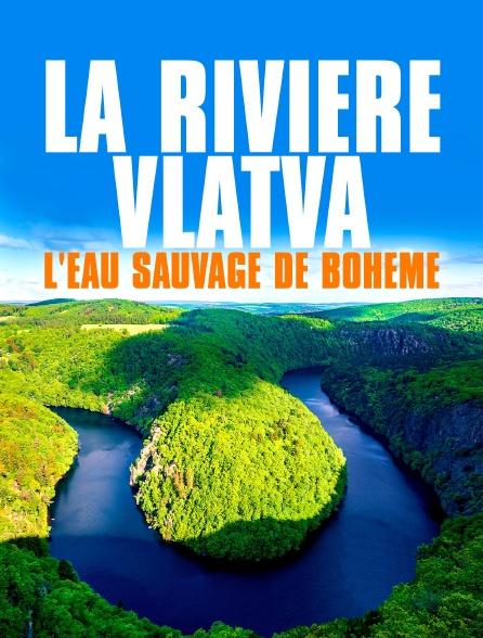 La rivière Vlatva : l'eau sauvage de Bohème