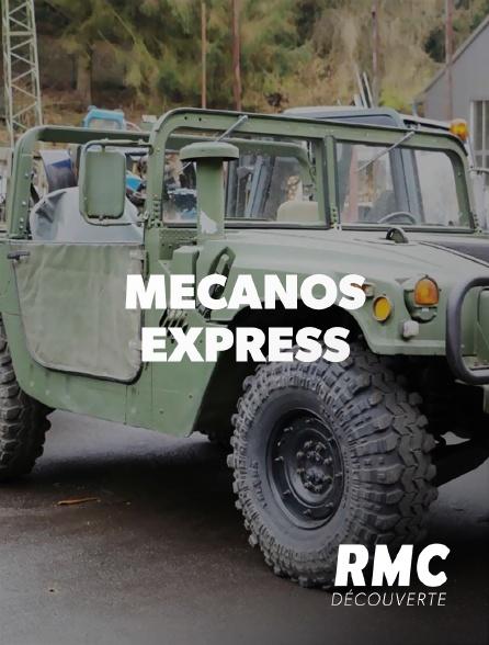 RMC Découverte - Mécanos express