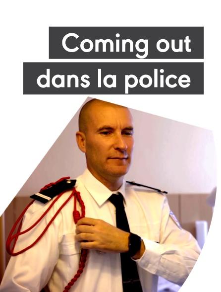 Coming out dans la police