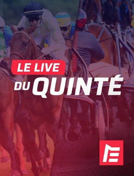 Equidia - Le live du Quinté+