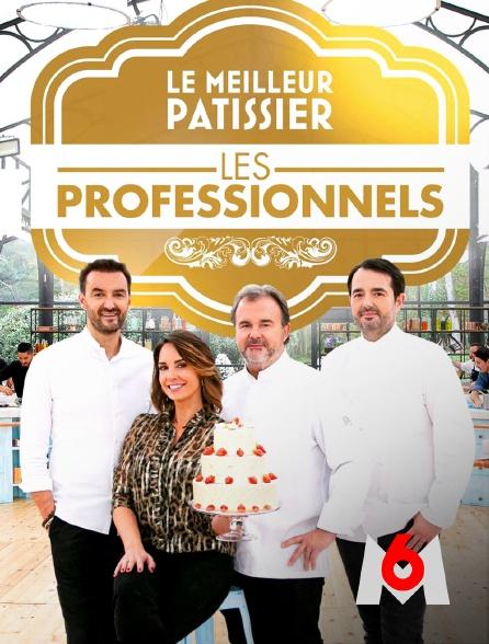 M6 - Le meilleur pâtissier : Les professionnels