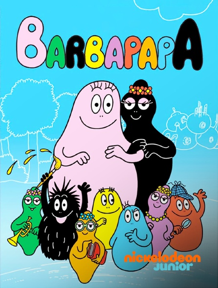 Nickelodeon Junior - Barbapapa