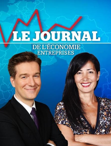 Le journal de l'économie : Entreprises