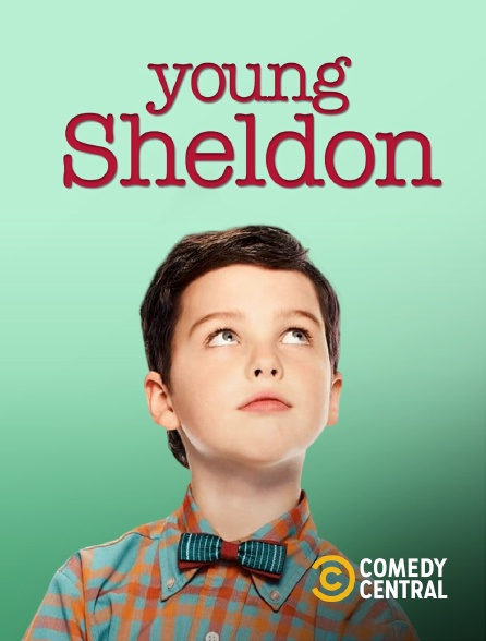 Comedy Central - Young Sheldon